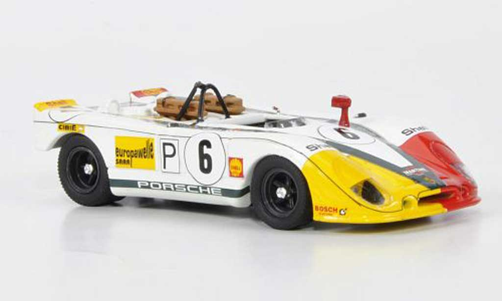 Porsche 908 1970 1/43 Best Flunder No.6 Larrousse / Lins Spa miniature