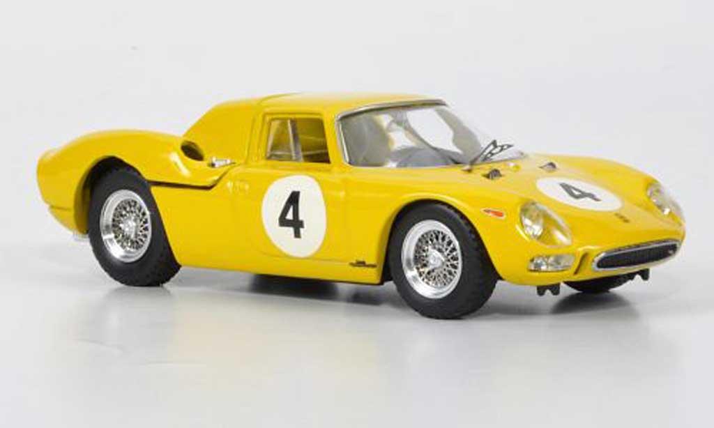 Ferrari 250 LM 1965 1/43 Best No.4 J.C.Franck Spa modellautos