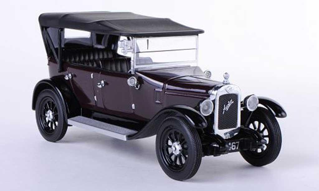 Austin 12/4 1/43 Oxford marron RHD Heavy Twelve miniature