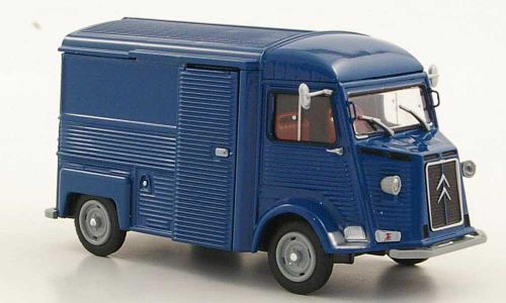Citroen Type H 1/43 Eligor Kasten bleu Le Premier 1970 miniature