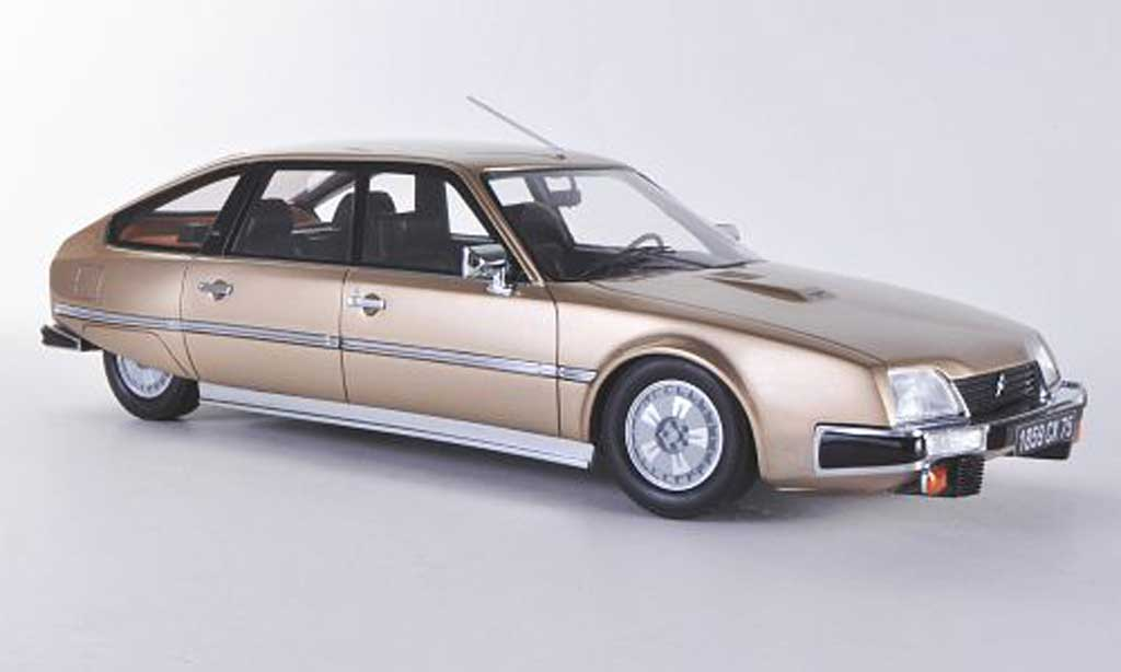 Citroen CX 1/18 Neo Pallas beige 1982 miniature
