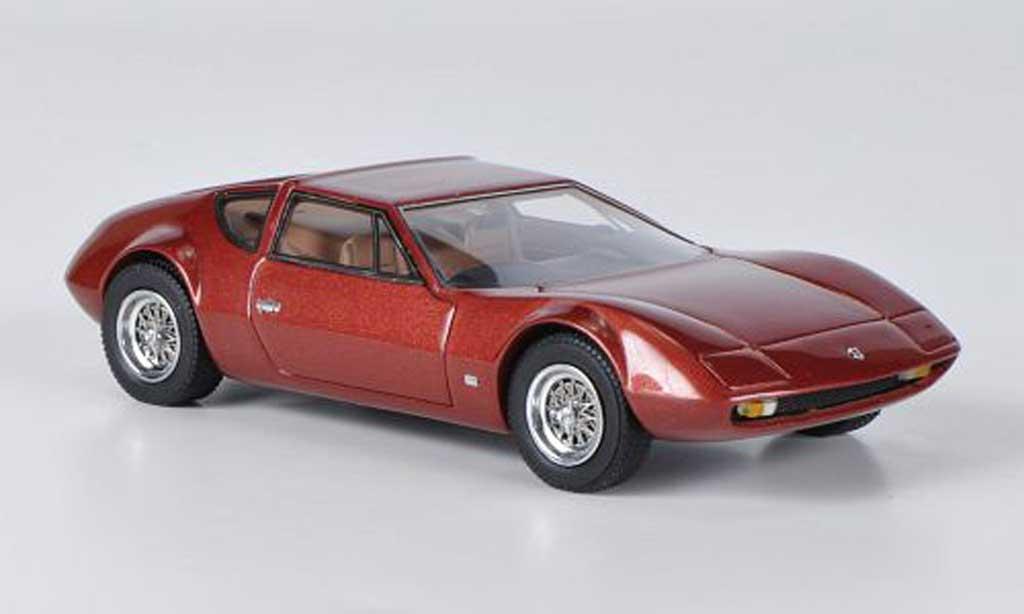 Monteverdi Hai 1/43 Neo 450 SS kupfer 1971 miniature