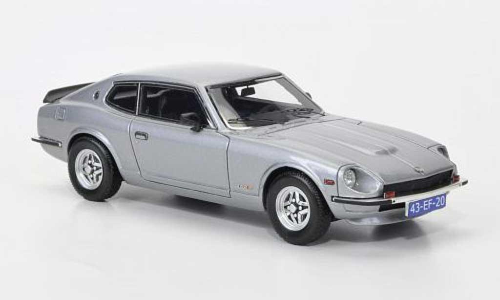 Datsun 260Z 1/43 Neo 2+2 grise grise 1975 miniature