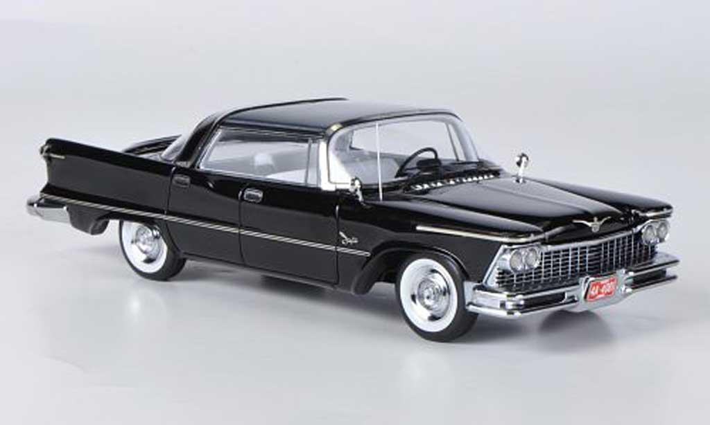 Imperial Crown Southampton 1/43 Neo 4-portes noire/grise 1957