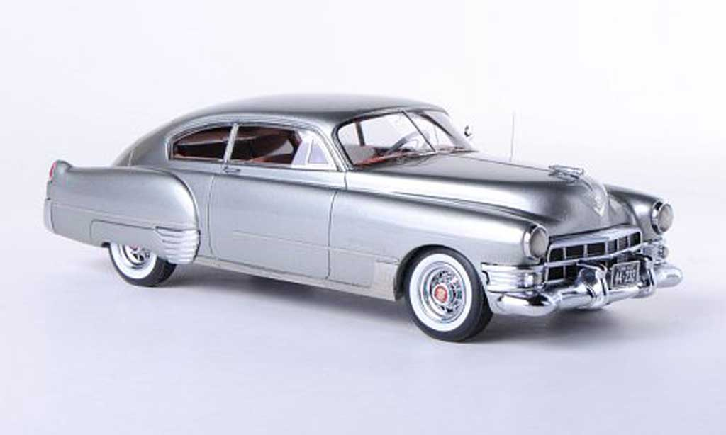 Cadillac Serie 62 1949 1/43 Neo Club Coupe Sedanet grise miniature