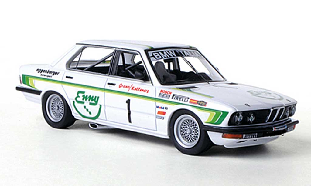 bmw 528 e28 no 1 enny eggenberger motorsport h kelleners u grano etcc 1982 neo modellauto 1. Black Bedroom Furniture Sets. Home Design Ideas