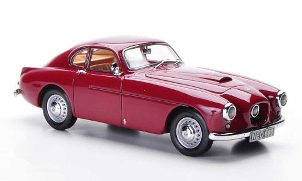 Bristol 404 1/43 Neo Coupe rouge 1953 miniature