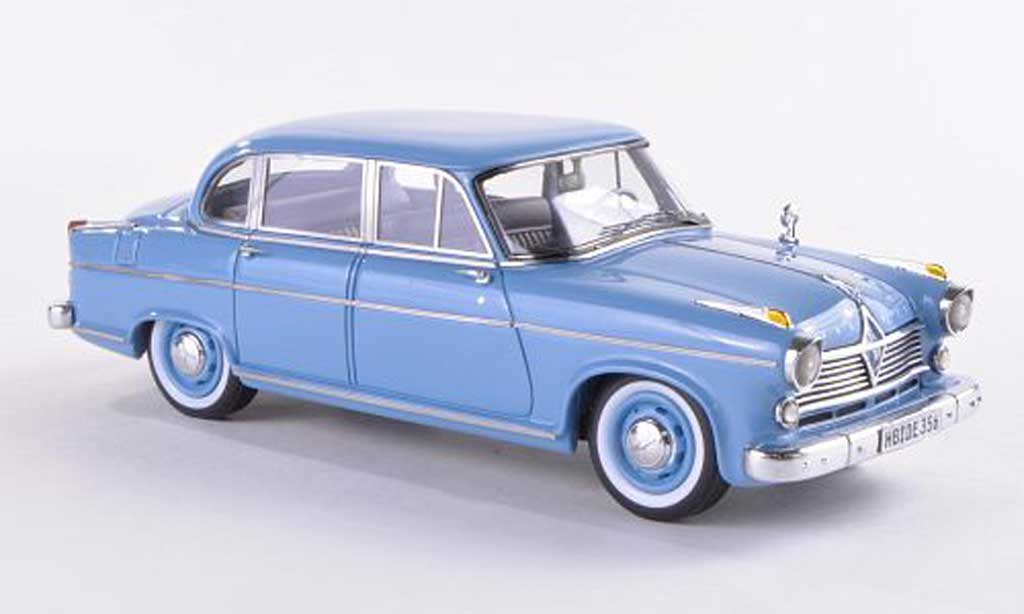 Borgward Hansa 2400 1/43 Neo Pullman bleue 1955 miniature