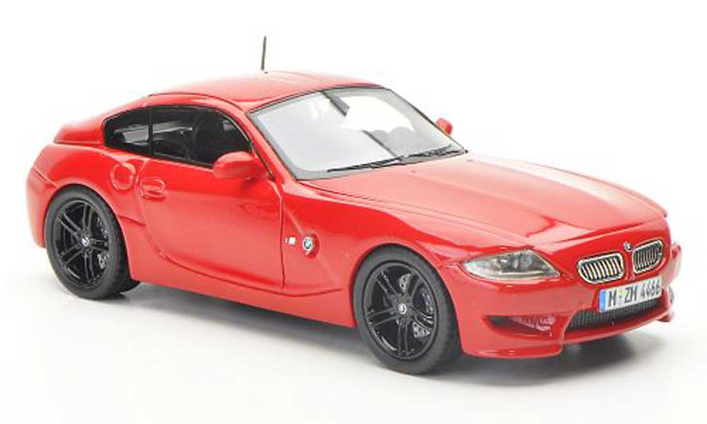 Bmw Z4 E89 1/43 Neo M Coupe rouge 2009 miniature