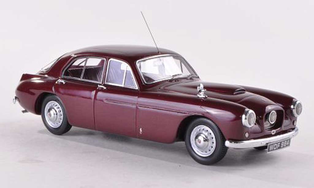 Bristol 405 1/43 Neo Sports Saloon rouge RHD 1954 miniature