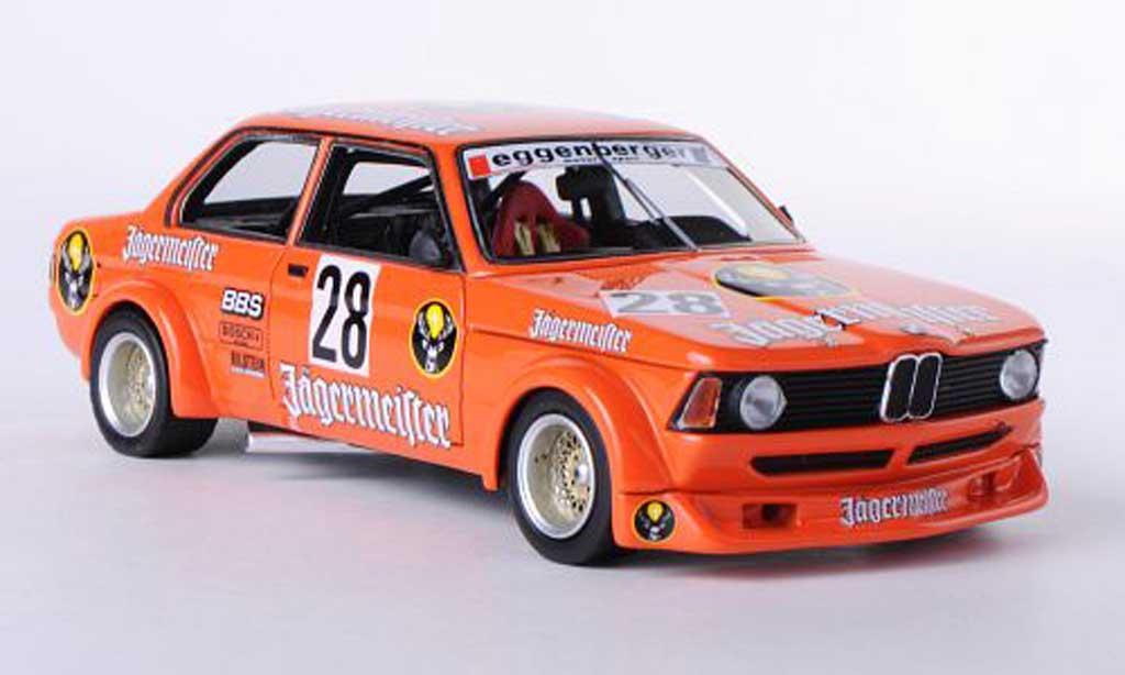 Bmw 320 E21 1/43 Neo i Gr.2  No.28 Jegermeister Eggenberger Motorsport ETCC 1979 miniature