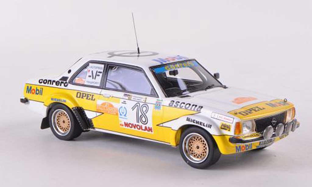 Opel Ascona B 1/43 Neo Gr.2 No.18 Conrero Rally San Remo 1979 D.Cerato/L.Guizzardi miniature