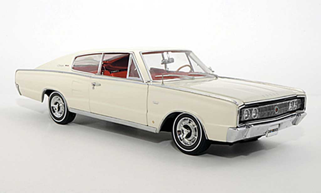 dodge charger 1966 weiss ertl modellauto 1 18 kaufen verkauf modellauto online. Black Bedroom Furniture Sets. Home Design Ideas