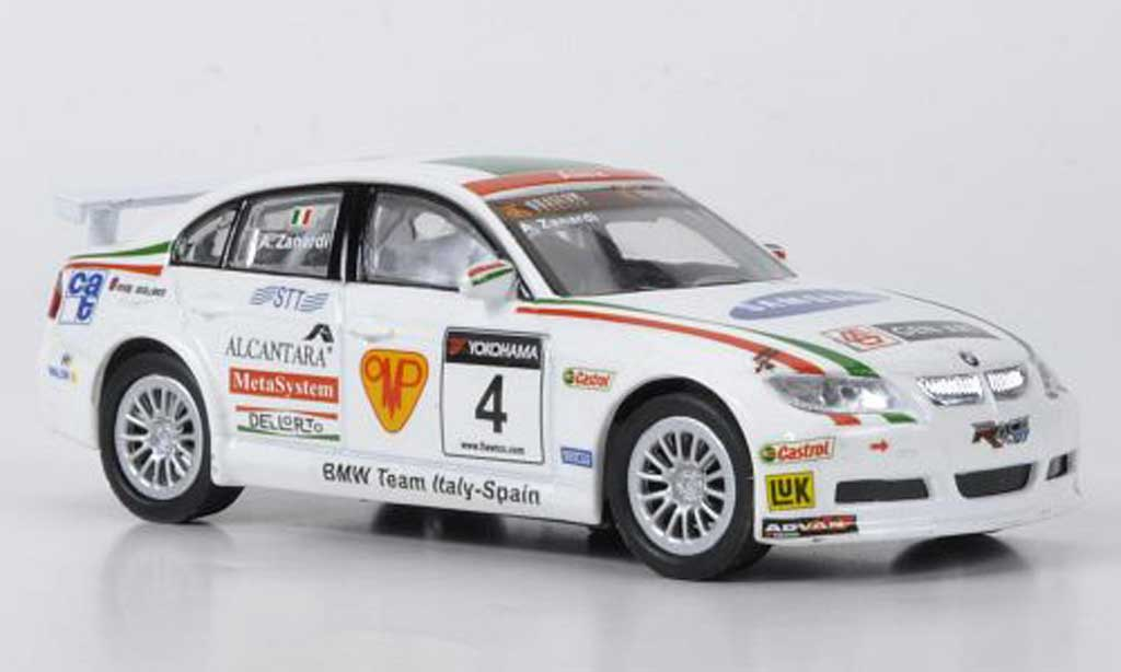 Bmw 320 E90 1/43 Edison si WTCC diecast model cars