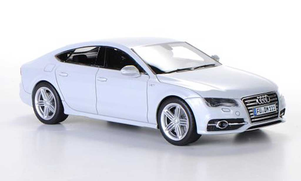 Audi S7 1/43 Schuco Sportback grise 2012 miniature