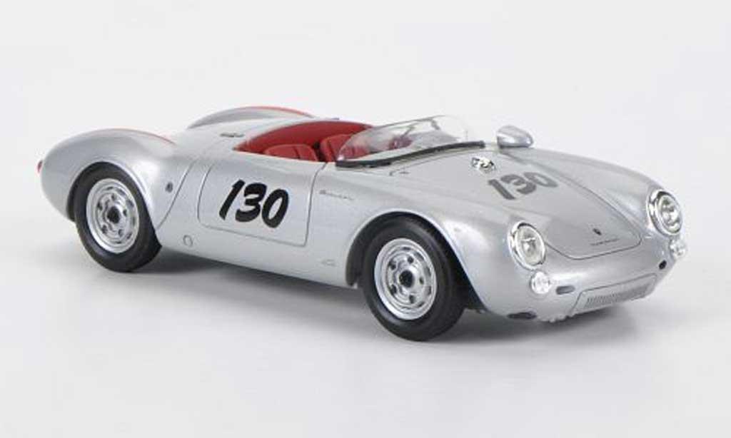 Porsche 550 1/43 Schuco Spyder No.130 - ''Little Bastard'' J.Dean miniature