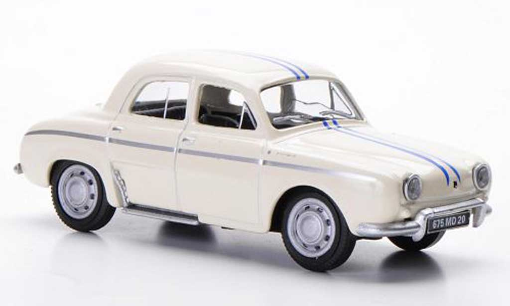 Renault Dauphine 1/43 Solido 1093 1962