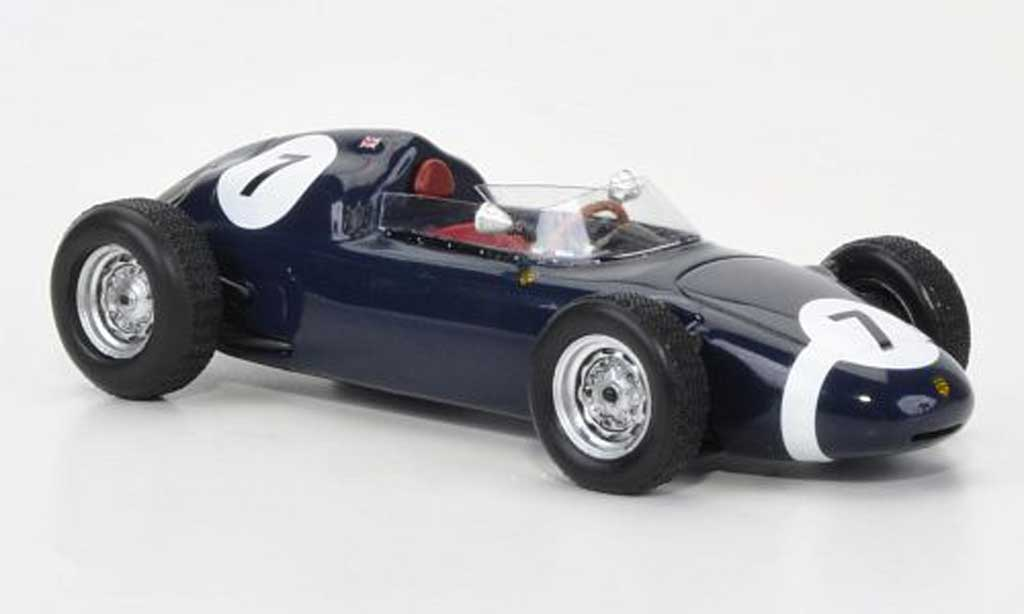 Porsche 718 1/43 TrueScale Miniatures 1960 F2 No.7 R.R.C. Walker Racing Team S.Moss Formel 2 Saison diecast model cars