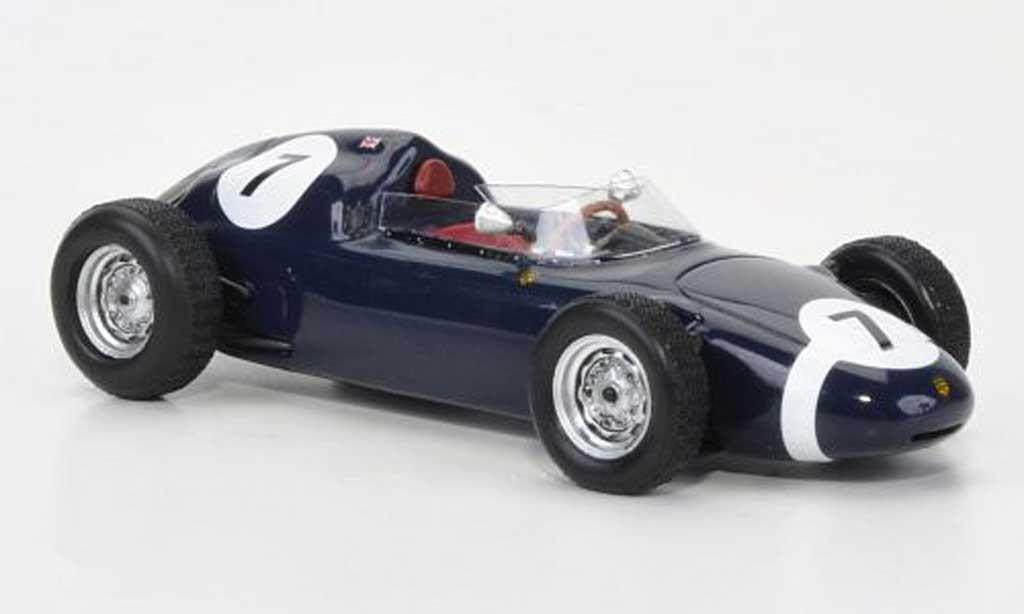 Porsche 718 1960 1/43 TrueScale Miniatures F2 No.7 R.R.C. Walker Racing Team S.Moss Formel 2 Saison miniature