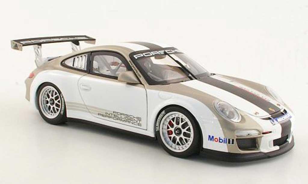 Porsche 997 GT3 CUP 1/18 Minichamps GT3 Cup Presentationsmodell miniature