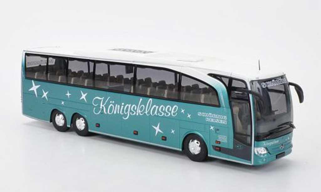 Mercedes Travego M Schornig Reisen - Hannover Rietze. Mercedes Travego M Schornig Reisen - Hannover miniature 1/43