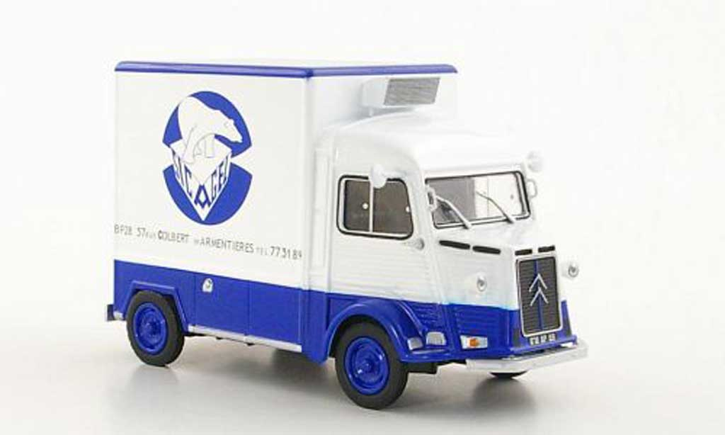 Citroen Type H 1/43 Eligor Gefriertransporter Sicagel miniature