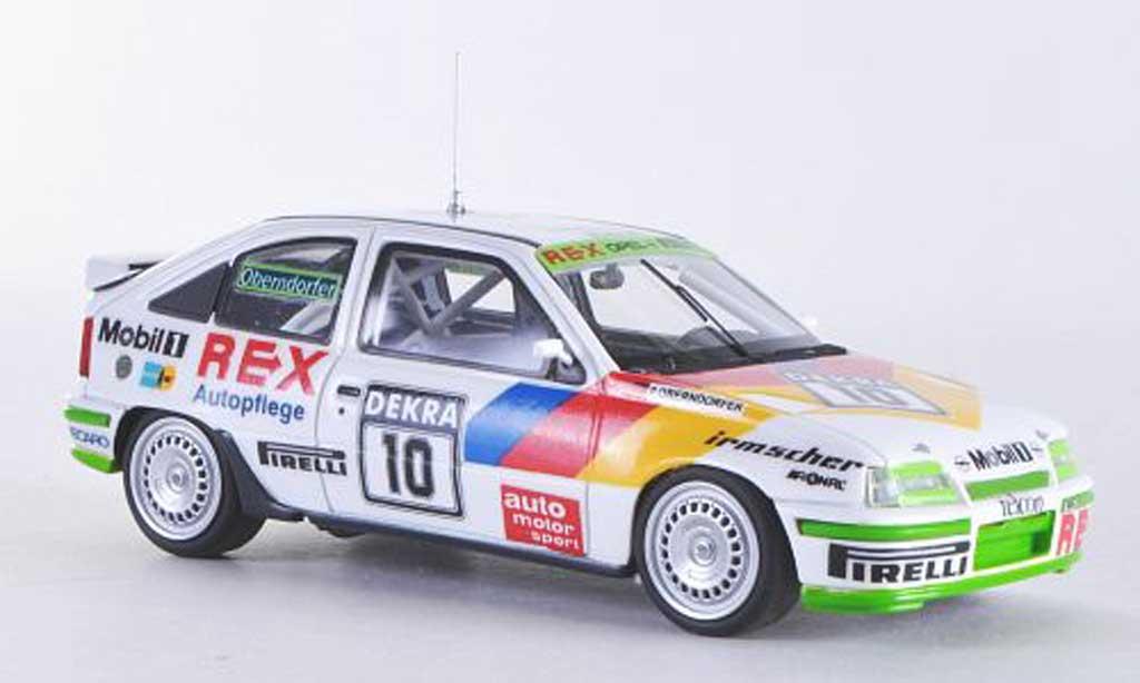 Opel Kadett E 1/43 Minichamps GSI 16V No.10 Motorsport P.Oberndorfer DTM-Saion 1989 miniature