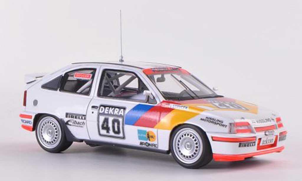 Opel Kadett E 1/43 Minichamps GSI 16V No.40 Opel Motorsport V.Strycek DTM-Saison  1989
