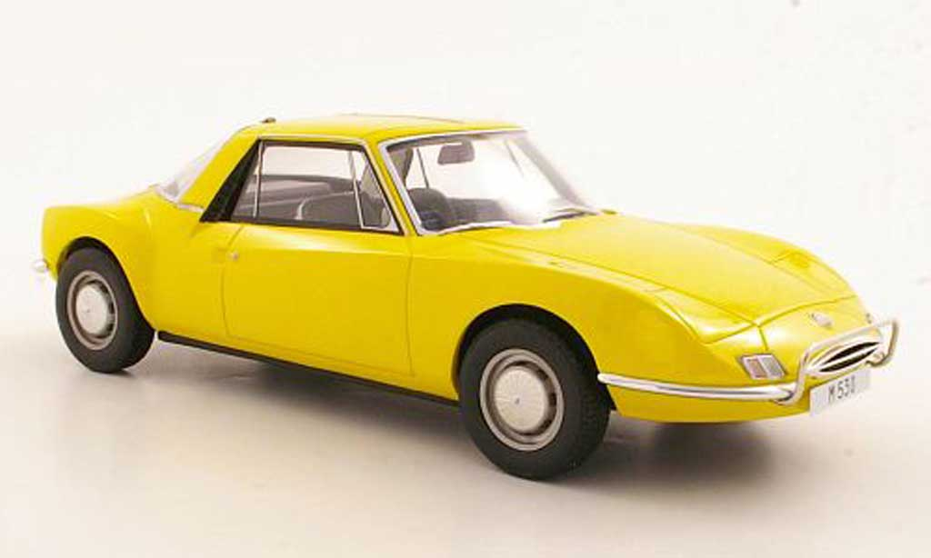 Matra 530 1/18 Ottomobile A jaune miniature