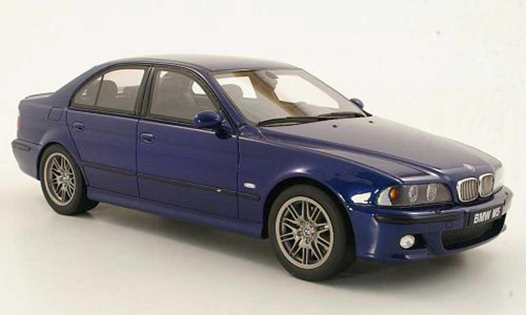 Bmw M5 E39 Blue Ottomobile Diecast Model Car 1 18 Buy