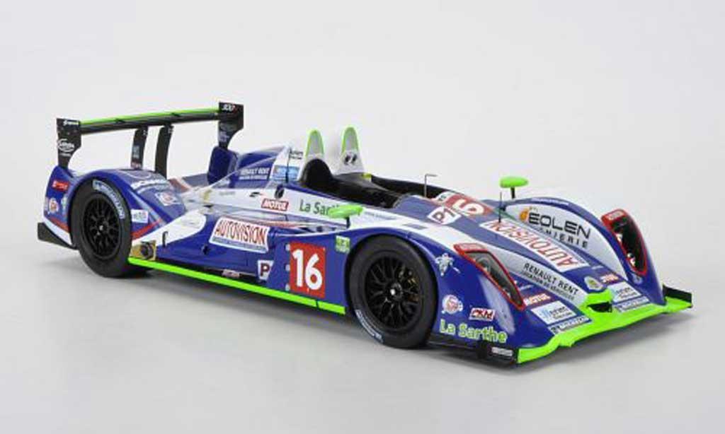 Pescarolo 2011 1/18 Spark Judd No.16 E.Collard/C.Tinseau/J.Jousse 24h Le Mans miniature