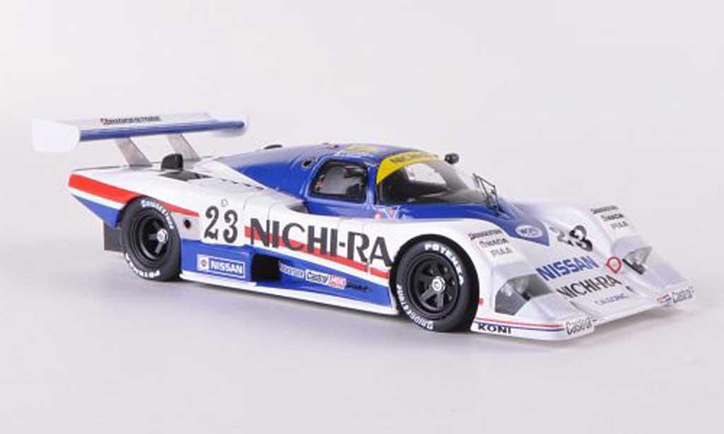Nissan R86 1/43 Spark V No.23 Nichi-Ra K.Hoshino / K.Matsumoto / A.Suzuki 24h Le Mans  1986 miniature