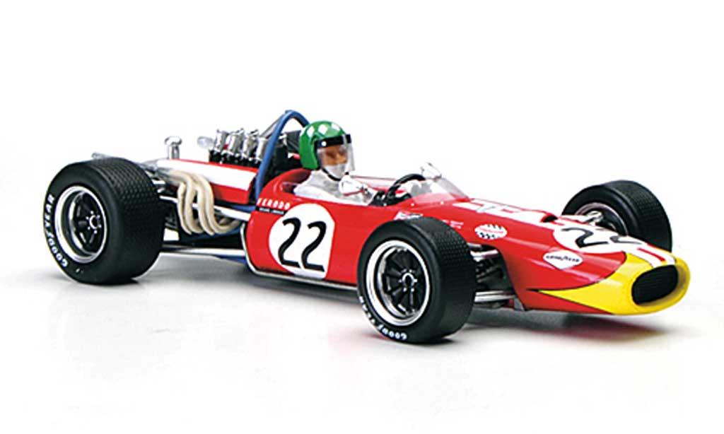 Brabham T20 1/43 Spark No.22 S. Moser GP Holland 1968 diecast model cars