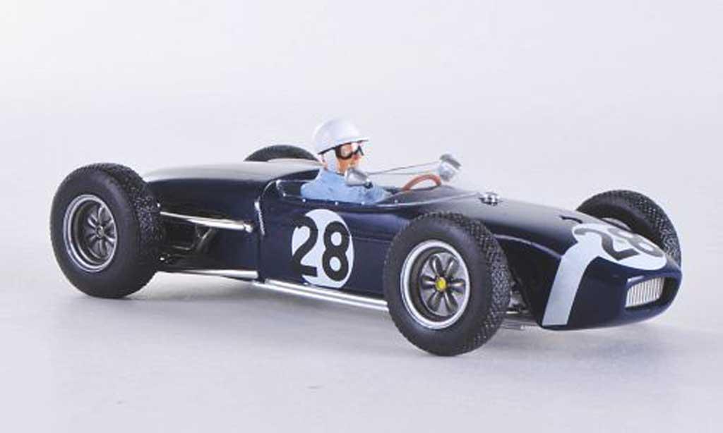 Lotus 18 1/43 Spark No.28 S.Moss GP Monaco 1960 miniature