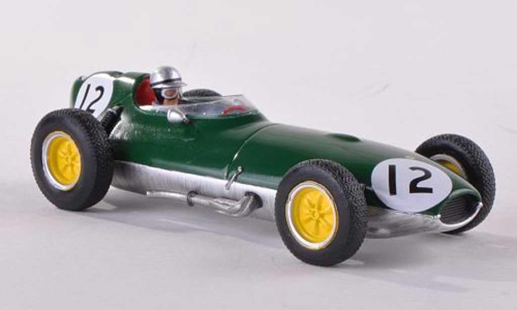 Lotus 16 1/43 Spark No.12 Team I.Ireland GP Holland 1959 modellautos
