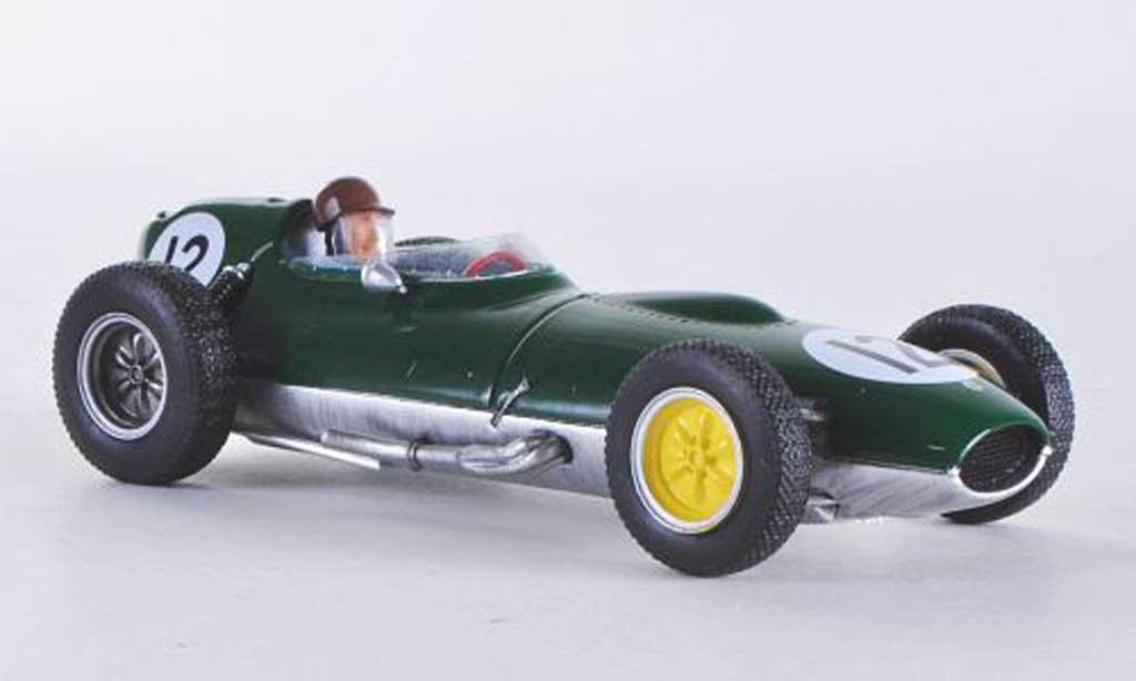 Lotus 16 1/43 Spark No.12 C.Allison GP Deutschland 1958 miniature
