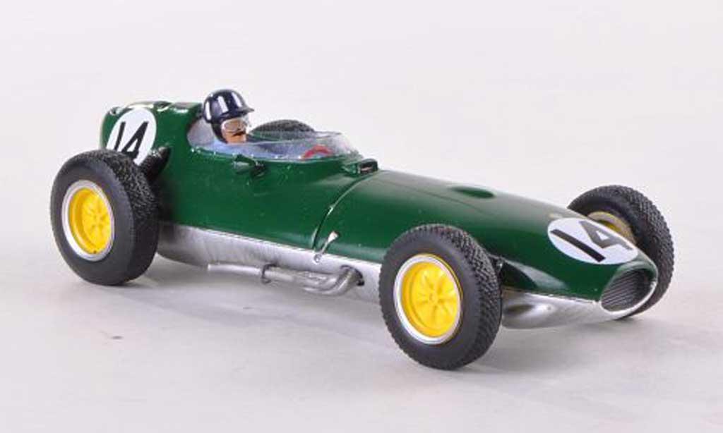 Lotus 16 1/43 Spark No.14 Team GP Niederlande 1959 G.Hill miniature