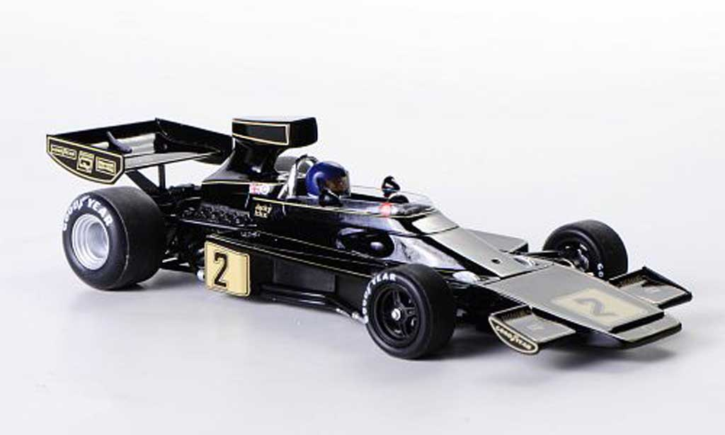 Lotus 76 1/43 Spark No.2 John Player Special J.Ickx GP osterreich 1974 diecast model cars