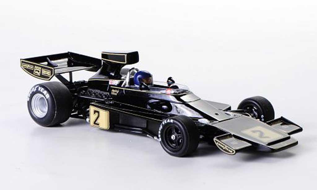 Lotus 76 1/43 Spark No.2 John Player Special J.Ickx GP osterreich 1974 modellautos
