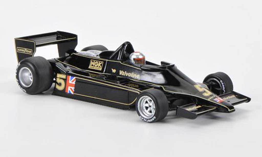 Lotus F1 1978 1/43 Spark 79 No.5 Team M.Andretti GP Belgien miniature