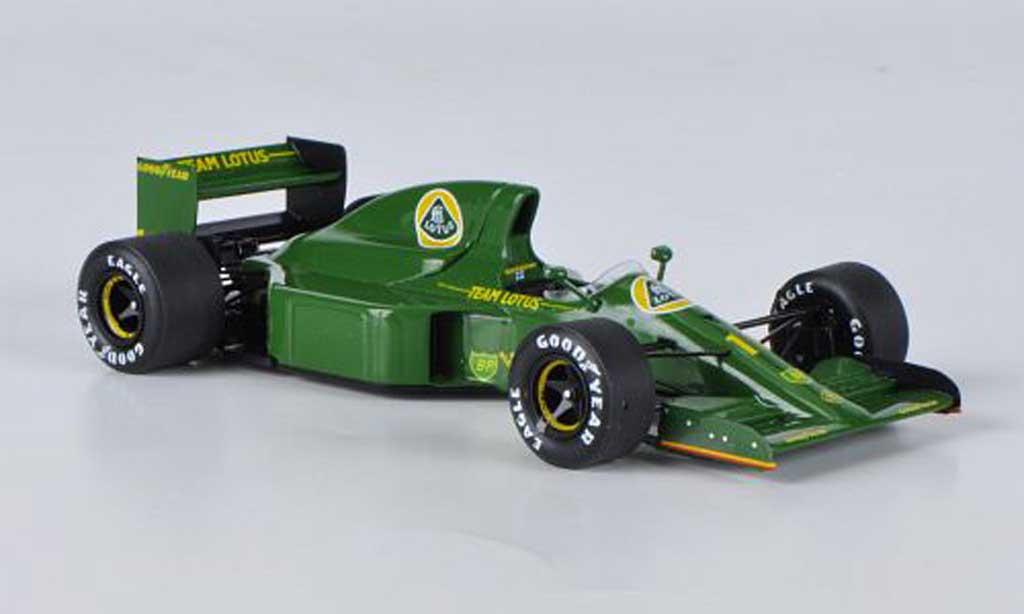 Lotus F1 1992 1/43 Spark 102 No.11 BP / Team Prasentationsfahrzeug miniature