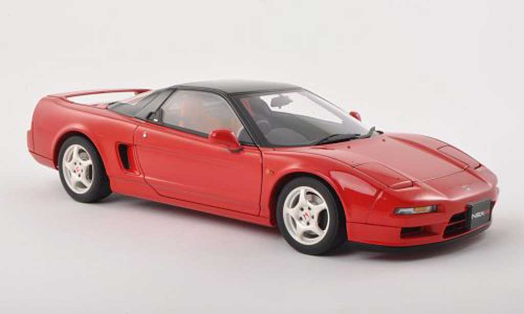 Honda NSX Type R red/black  1992 Autoart. Honda NSX Type R red/black  1992 Honda type R miniature 1/18