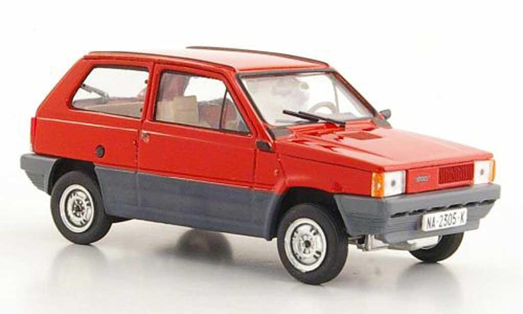 Seat Panda Miniature 35 Rouge Plaza De Toros Pamplona
