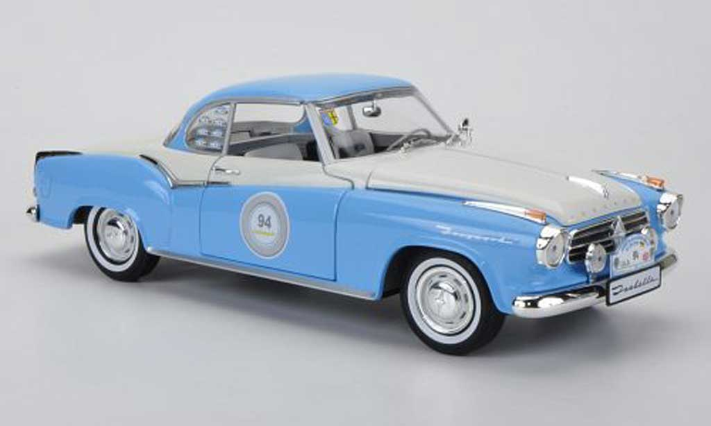 Borgward Isabella 1/18 Revell Coupe No.94 miniature