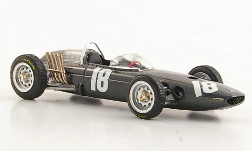 Brm P57 1/43 Brumm No.18 R.Ginther GP Holland 1962 miniature