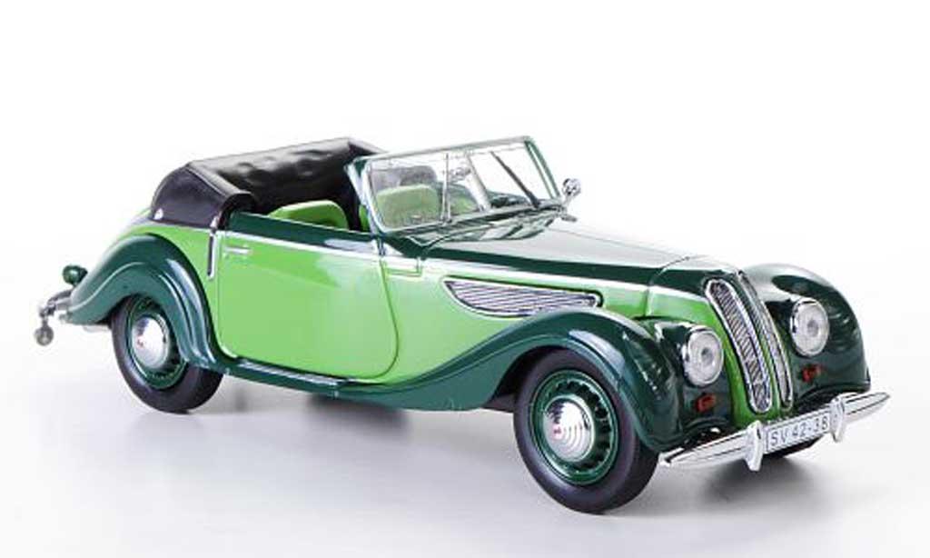 EMW 327 1/43 IST Models /2 grun/grun 1955 miniature