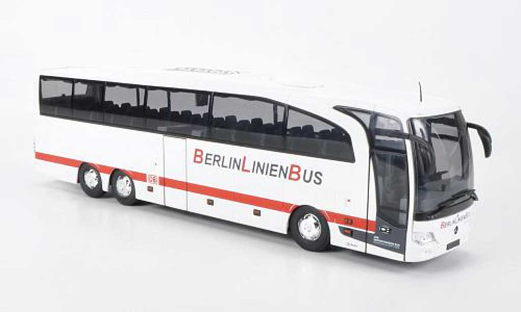 Mercedes Travego 1/43 Rietze M Berlin Linien Bus diecast model cars