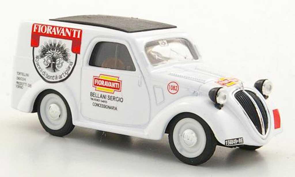 Fiat 500 1/43 Brumm B Furgoncino Fioravanti 1950 diecast model cars