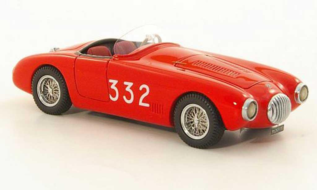 Osca MT4 1957 1/43 Lux B 1100 No.332 Mille Miglia miniature