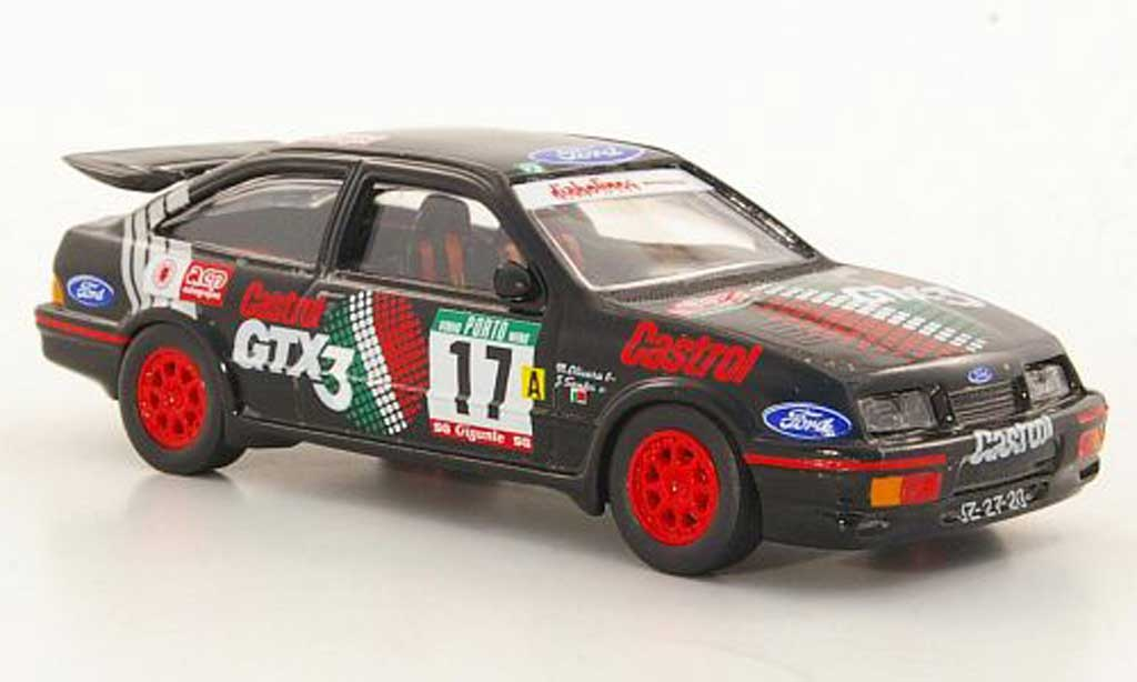 Ford Sierra Cosworth RS 1/43 Trofeu Cosworth No.17 J.Santos / M.Olivera Rally Portugal 1990 miniature